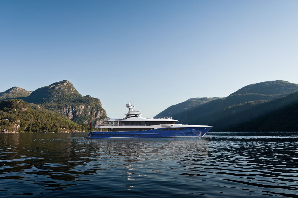 Image for article Amels sells new 55m Limited Editions superyacht