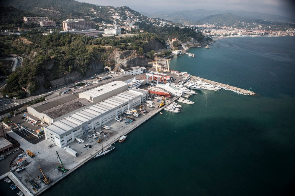 Image for article Palumbo Superyachts acquires Mondomarine