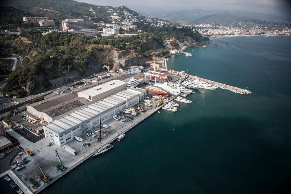 Image for article Palumbo Superyachts acquires Mondomarine