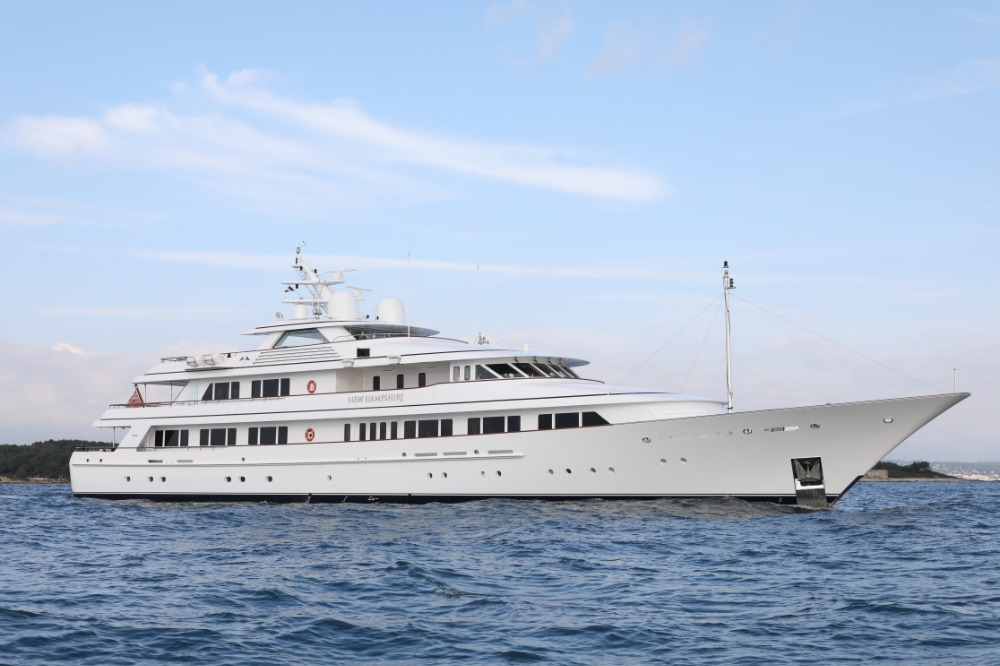 Image for article Feadship 'New Hampshire' for sale at €44.95 million