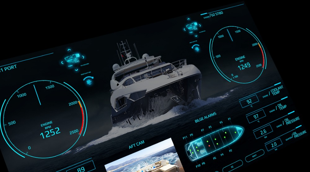 Image for article Oceanic Systems introduces new monitor and control system