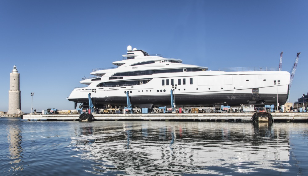 Image for article Benetti launches 63m 'Metis'
