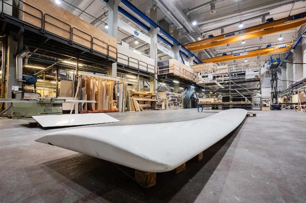 Image for article A closer look at Baltic's foil-assisted 'Canova'