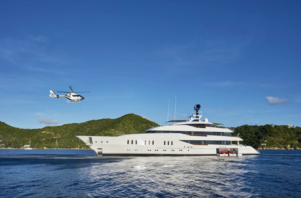 Image for article 66.3m M/Y 'Vanish' sold