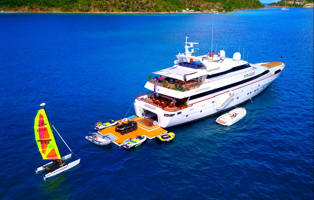 Image for article The latest superyacht toys