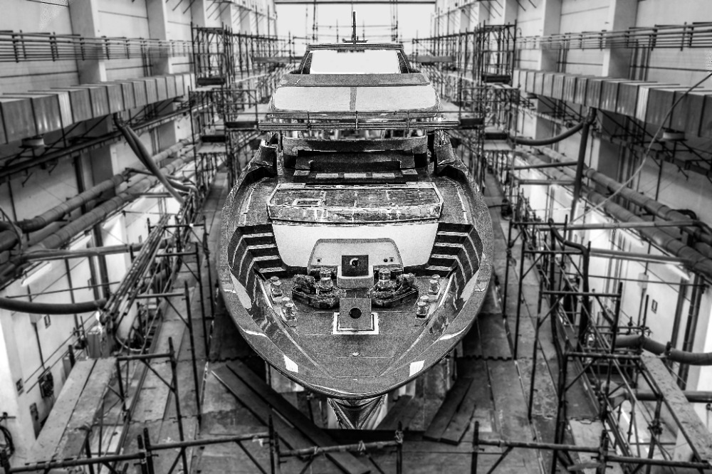 Image for article The Riva Superyacht Division