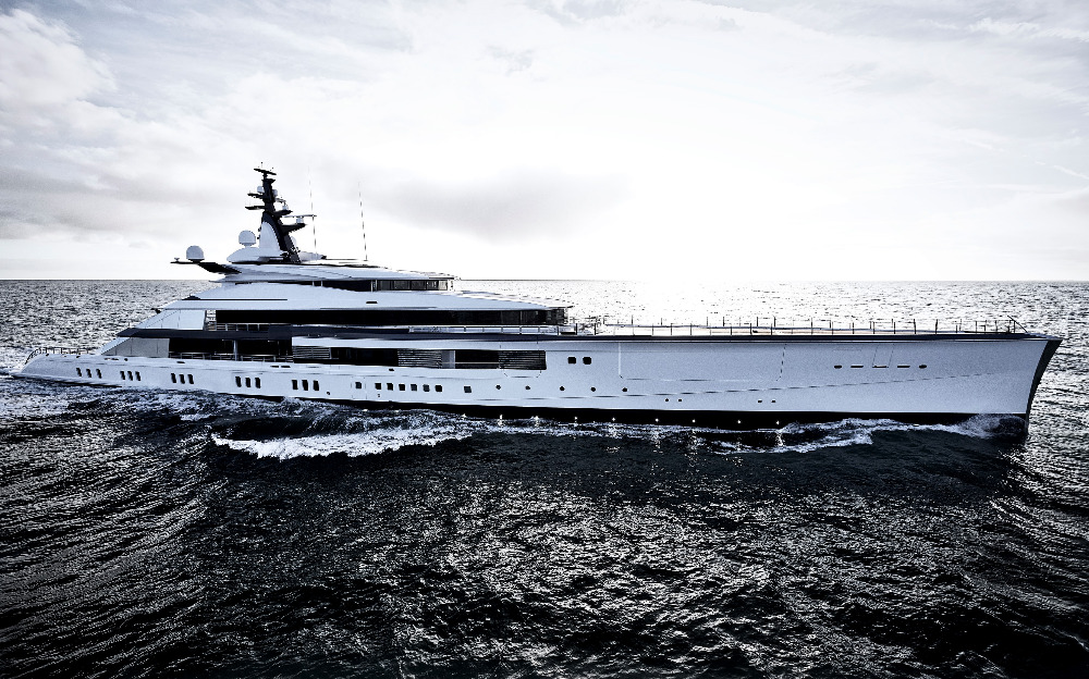 Image for article Oceanco delivers 109m superyacht