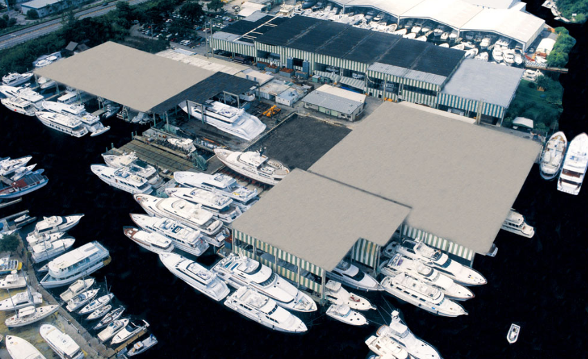Image for article Bradford Marine acquired by Fort Lauderdale Yacht Harbor