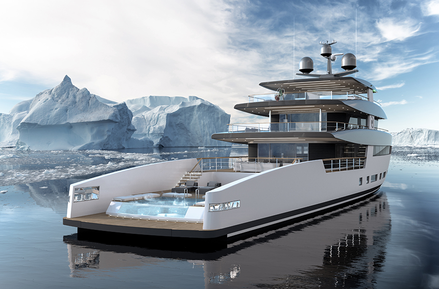 Image for article Rosetti Superyachts expands range of supply vessels