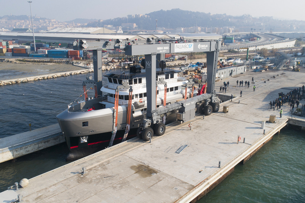 Image for article Cantiere delle Marche launches first custom project