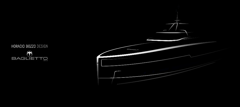 Image for article Baglietto unveils a new 40m superyacht for 2020