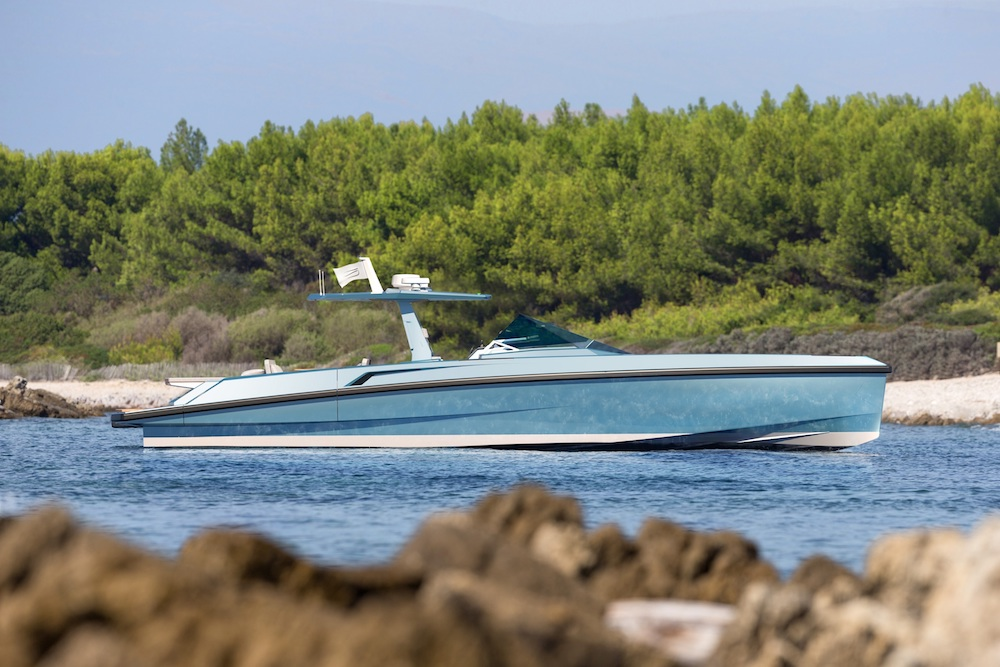 Image for article Ferretti Group signs exclusive license agreement with Wally