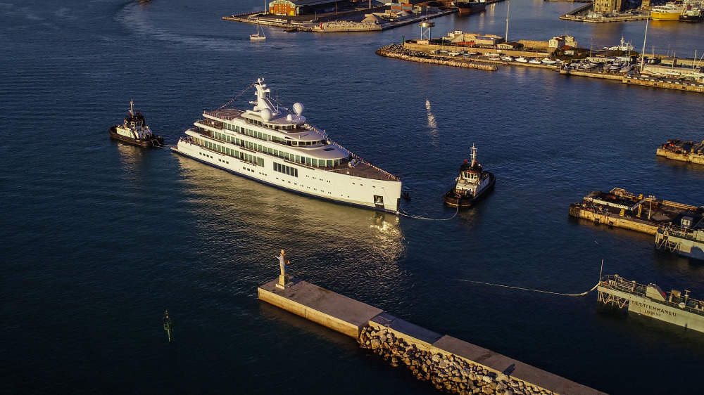 Image for article Benetti launches 'FB272'