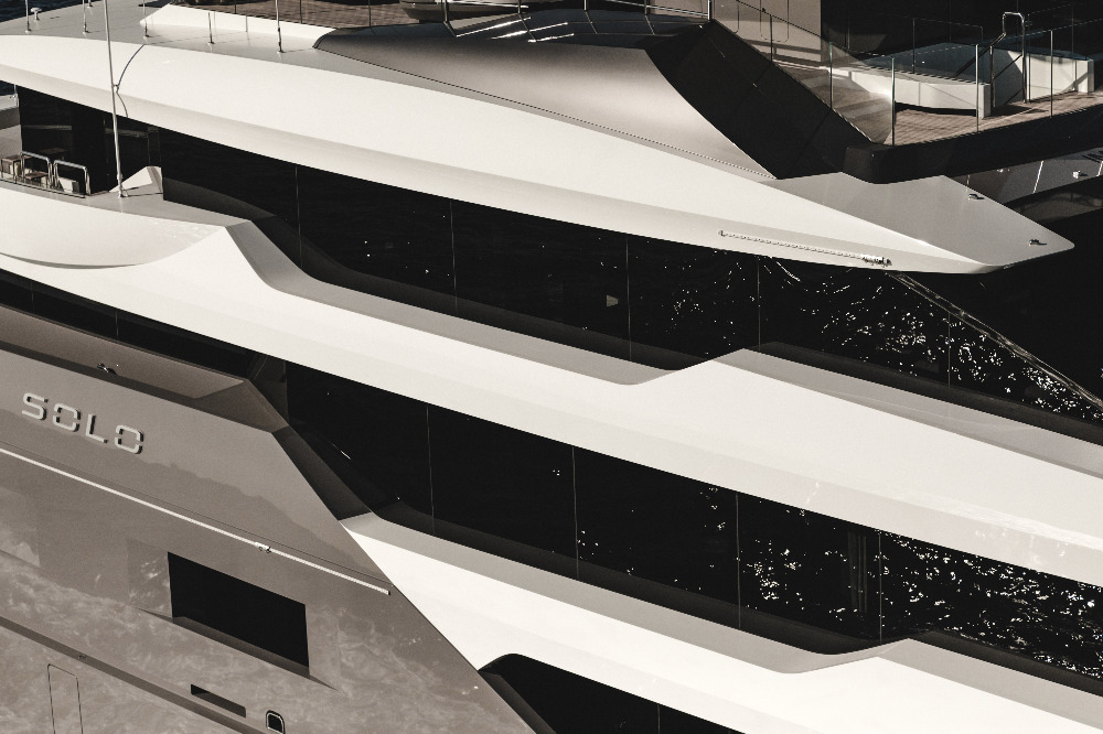 Image for article The technical marvel: Tankoa's M/Y 'Solo'