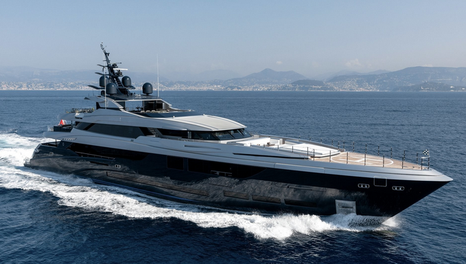 Image for article M/Y 'Sarastar': A magnum opus