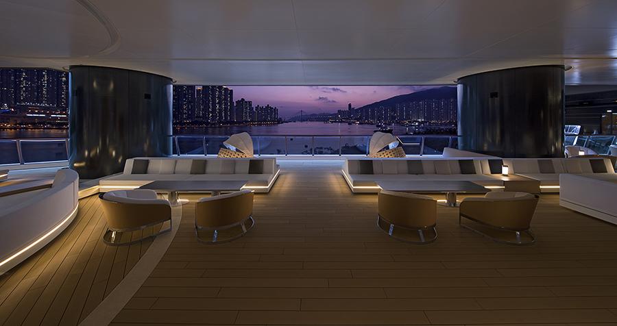Image for article Bringing superyacht design inland