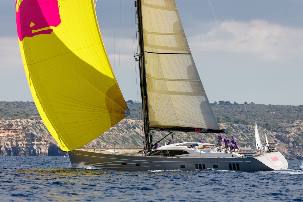 Image for article A resurgent sailing yacht market?