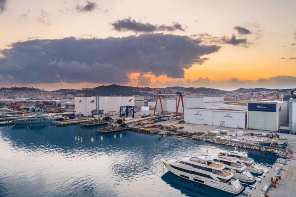 Image for article CRN announces sale of its latest superyacht