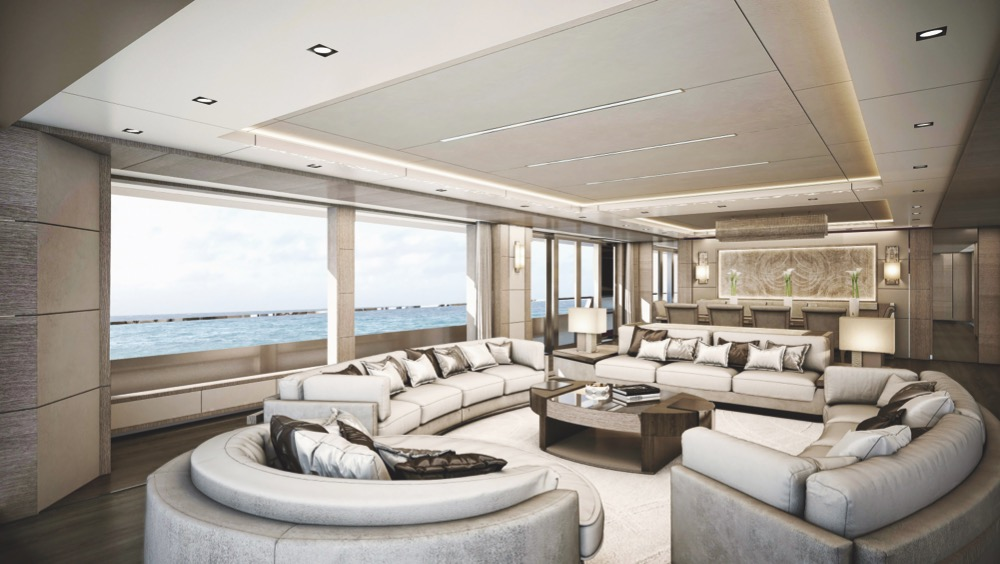 Image for article Fraser Yachts presents its 44m superyacht at the Monaco Yacht Club