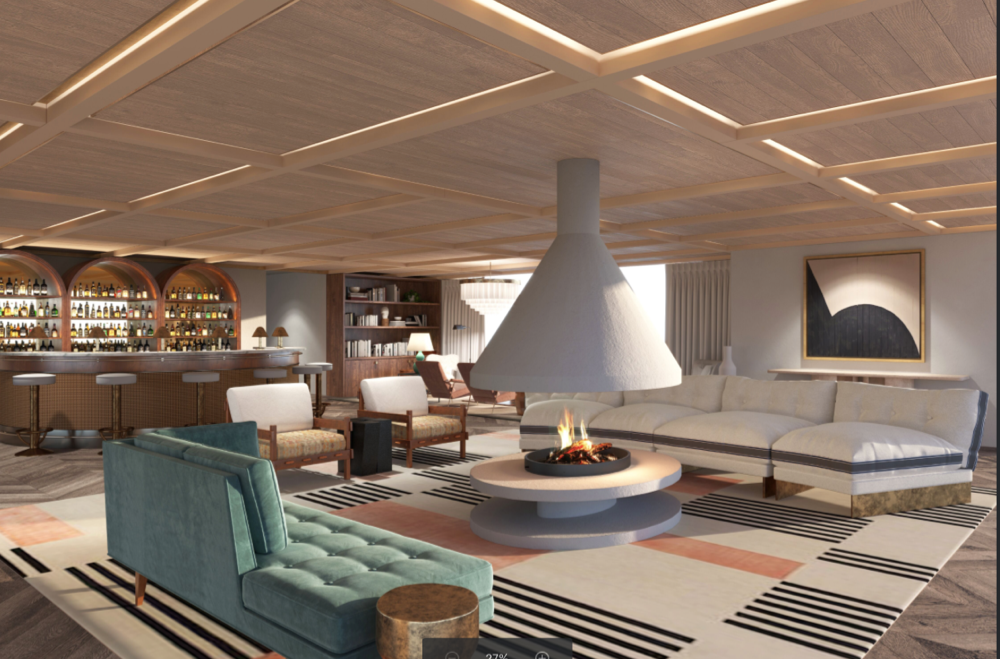Image for article Oceanco reveals latest design, 'Esquel'