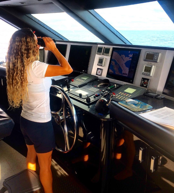 Image for article Department for transport supports young women in maritime