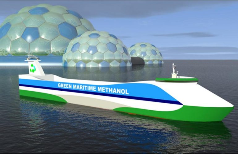 Image for article Dutch shipyards investigate sustainable fuel alternative