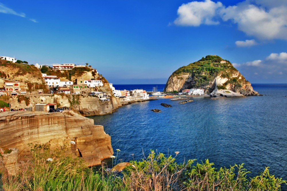 Image for article Acquera Yachting awarded the commercial management of Ischia Island