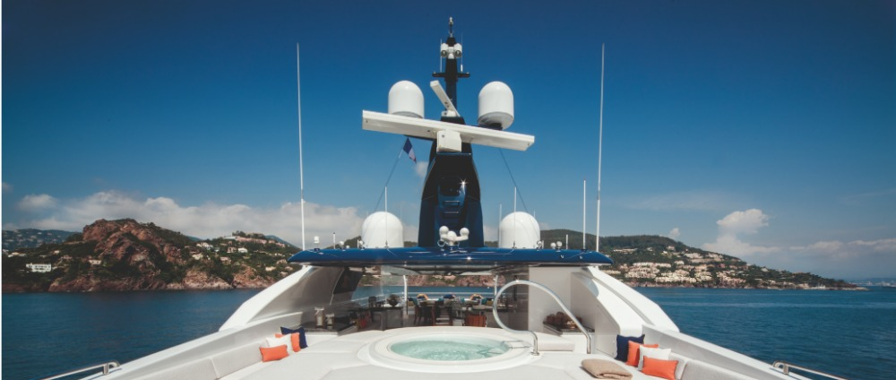 Image for article Have your say on superyacht connectivity