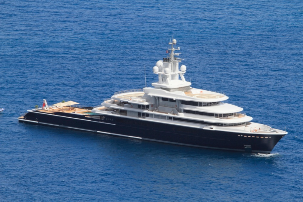 Image for article 115m MY 'Luna' released from Dubai