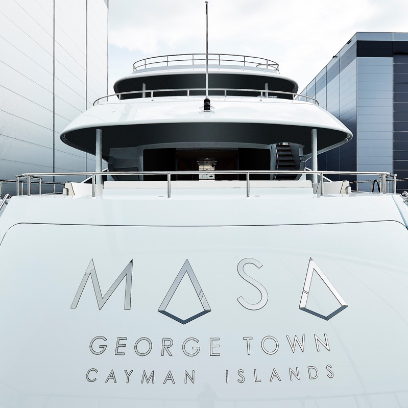 Image for article Heesen delivers YN 18750 'Masa'