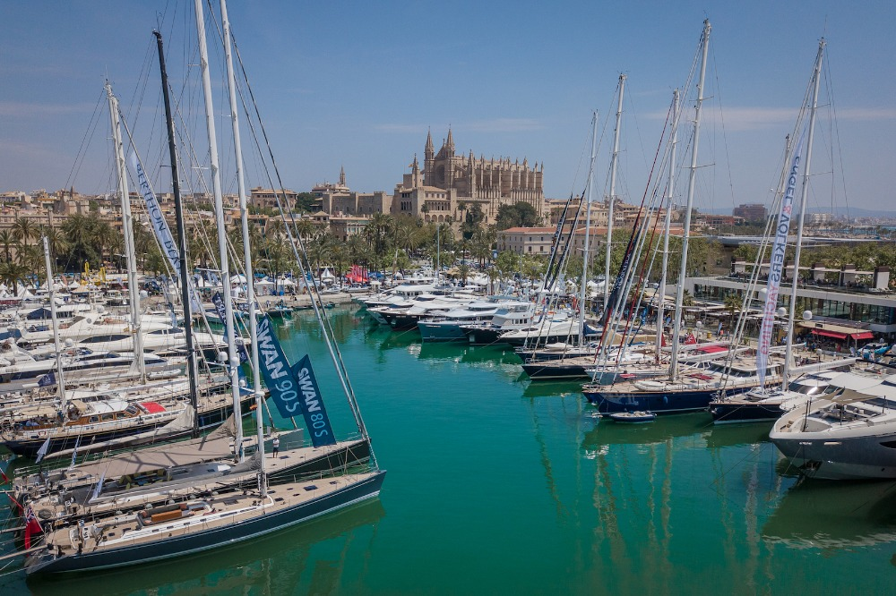 Image for article Countdown to the Palma Superyacht Show 2019