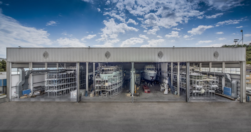 Image for article Cantiere delle Marche adds to its growing order book