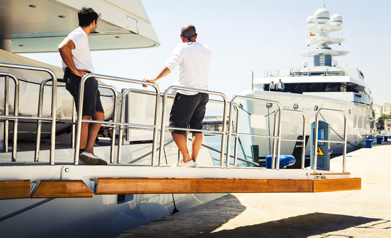 Image for article Increased demand for RYA Yachtmaster Offshore CoC