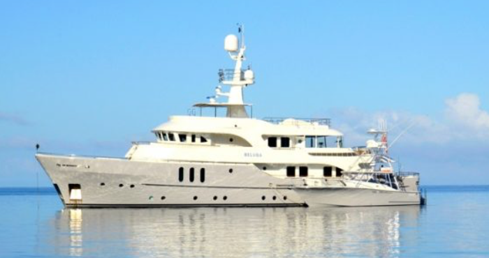 Image for article Yacht focus: M/Y 'Beluga'