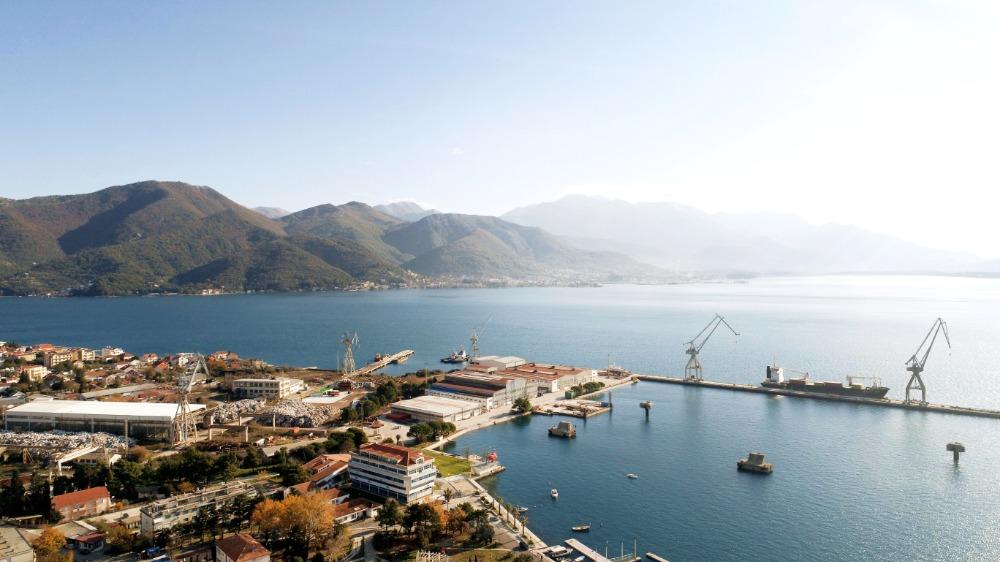 Image for article Regeneration of Bijela shipyard in Montenegro commences
