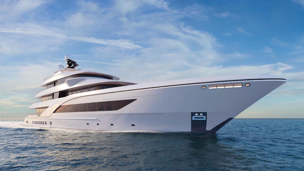 Image for article Moran Yacht & Ship sells 61m Hakvoort project