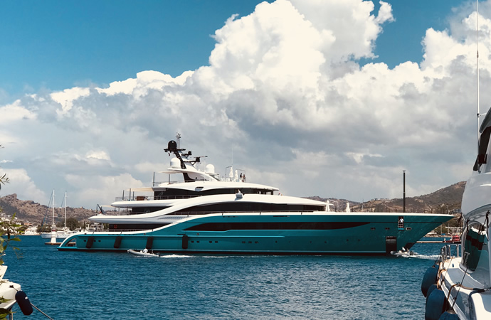 Image for article Turquoise Yachts appoints new CEO