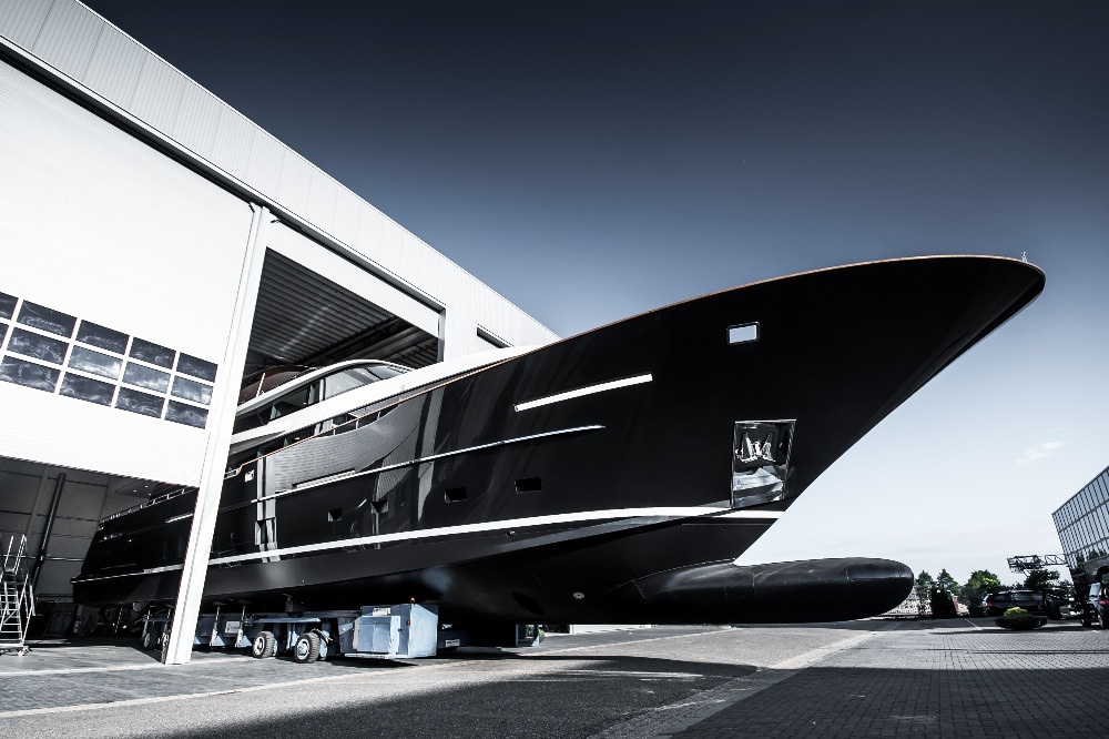 Image for article Van der Valk launches M/Y Jangada 2
