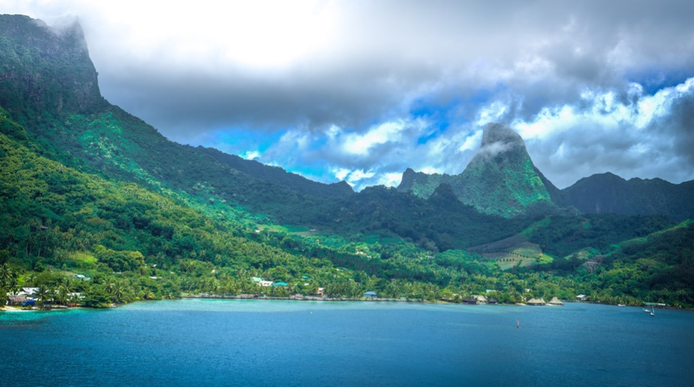 Image for article Discovering French Polynesia