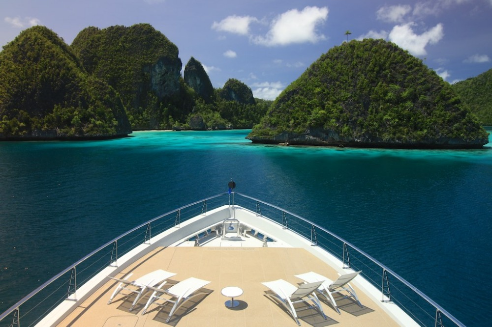 Image for article The development of Indonesia as a superyacht destination