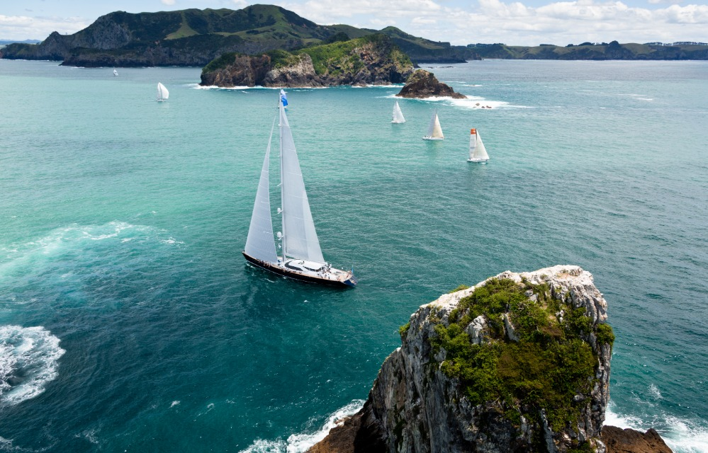 Image for article Superyacht migration trends: New Zealand