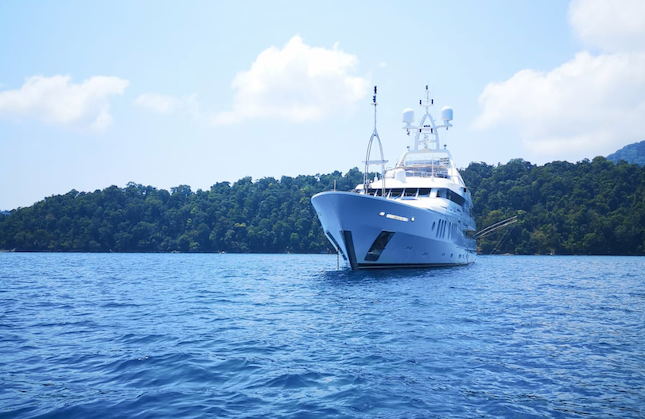 Image for article Superyacht migration trends: Southeast Asia