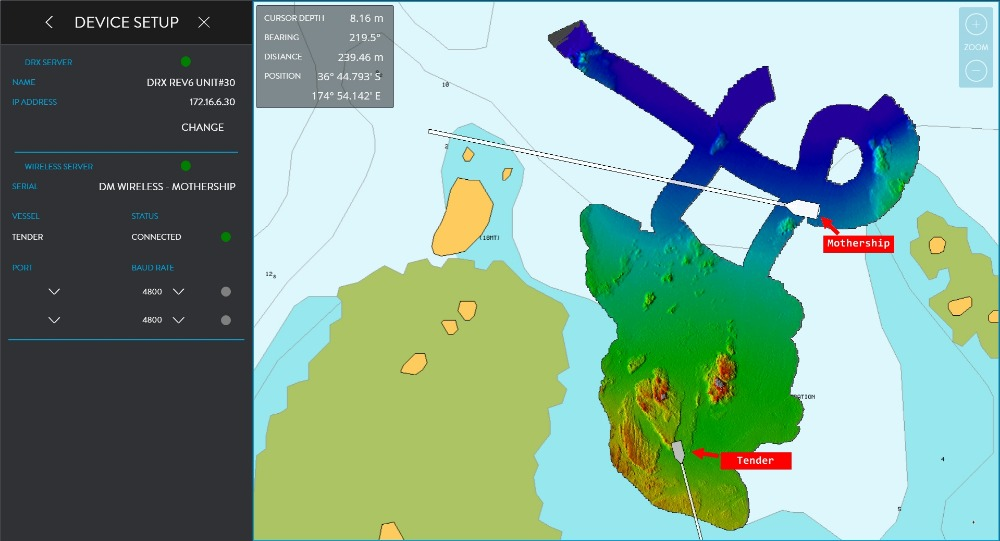 Image for article Sonar technology increasingly featured on superyachts