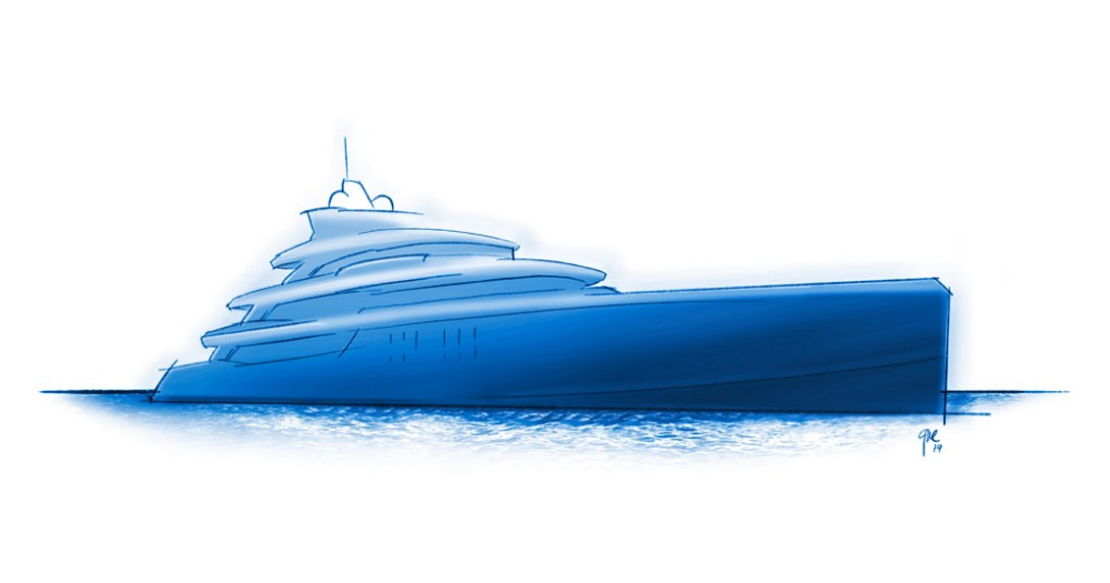 Image for article Benetti signs 67m custom project