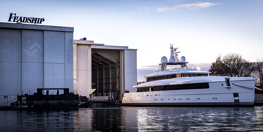 Image for article What do you really think about Feadship?