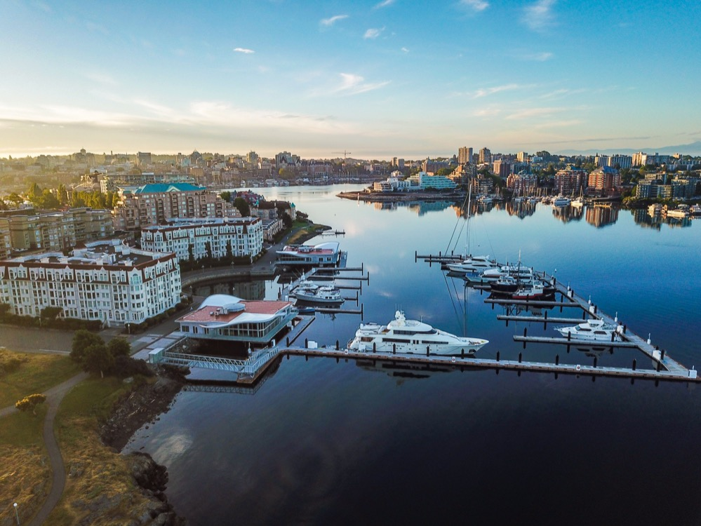 Image for article Grand opening of Victoria International Marina