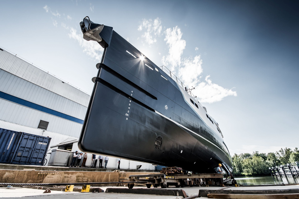 Image for article DAMEN launches the first 46m YS 4508 'JOY RIDER'