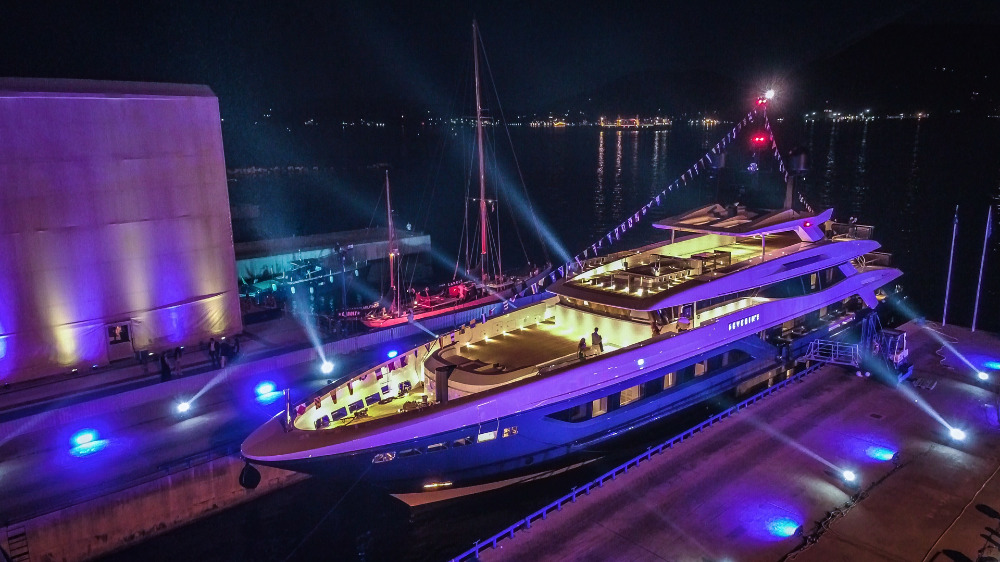 Image for article Baglietto reveals 55m M/Y Severin°s