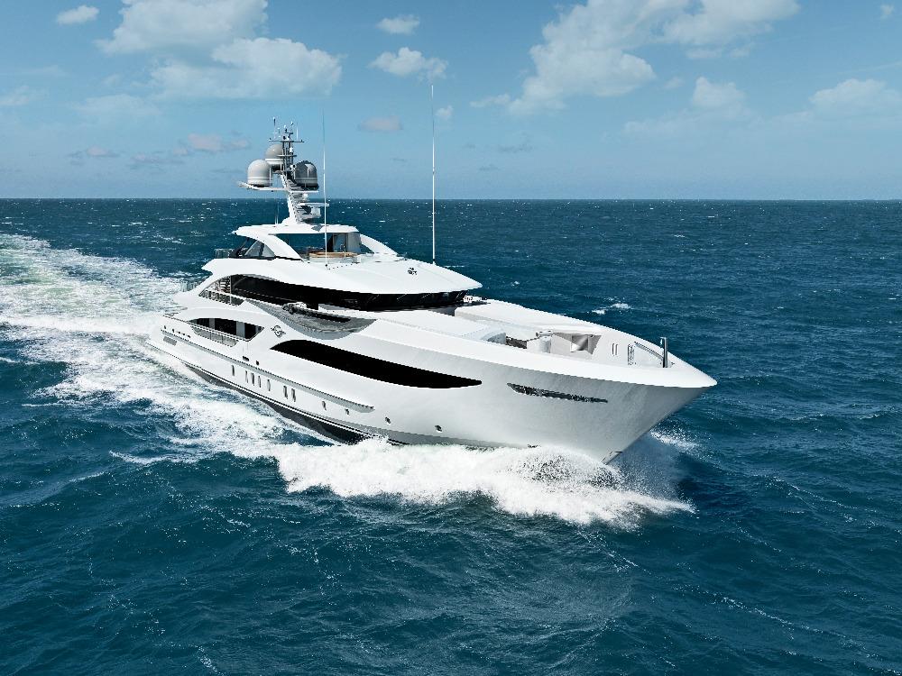 Image for article Heesen Yachts delivers 56m M/Y 'Galvas'