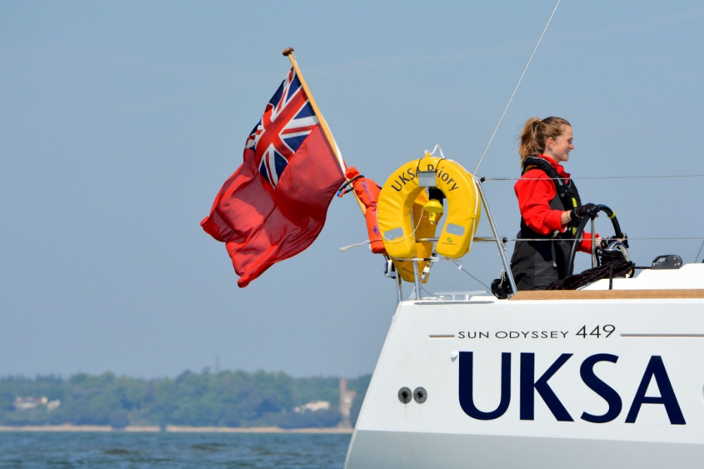 Image for article UKSA launches Maritime Foundation course